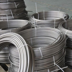 SUS pola 310S Stainless wholesale tubing coiled