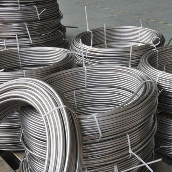 SUS 310S Stainless steel coiled tubing suppliers Featured Image