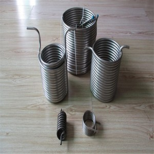 AISI 2205(UNS S31803) stainless steel exchanger pipe
