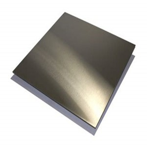 JIS 4304 SUS321 Stainless Steel Sheet & Plate