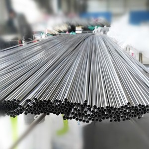 310 stainless steel welded pipe for exhaust pipe