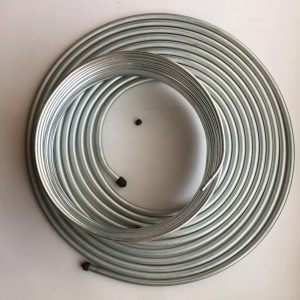 ASTM 316L Seamless Stainless Steel Coiled Tubes Coil Tubing China Factory