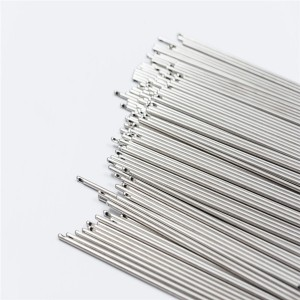 Duplex 2205 (UNS S32205 i S31803) od nehrđajućeg čelika kapilarne cijevi