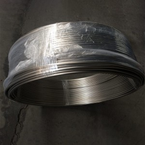 304 seamless Stainless Steel coil tube