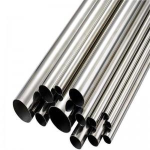 202 inox poliranje cijevi
