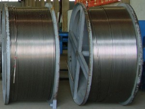 ASTM A249 alloy 825 steel Steel suppliers coiled tubing