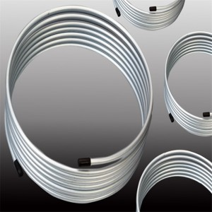JIS SUS304  stainless steel polishing tube