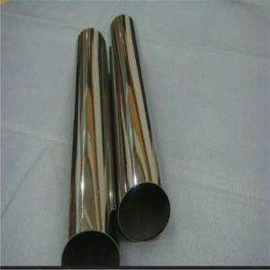 AISI 304 stainless steel polishing tube