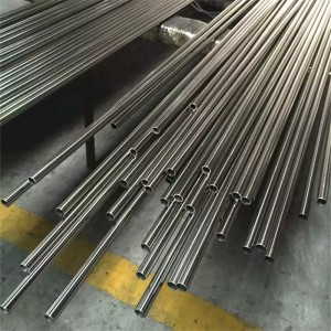 ASTM Stainless steel Precision pipe for 202 grade