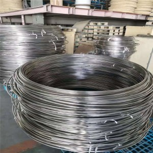 ASTM a249 a269  304 304L 316 316lL seamless stainless steel coil tube manufacturer