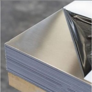 AISI 300 Series Steel Sheet Stainless Steel Plate