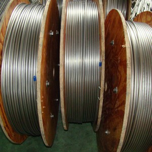 alloy2205  Stainless Steel coiled Tubing