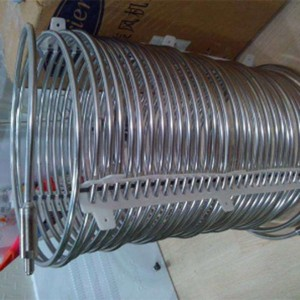 ASTM A312 stainless steel 304 exchanger pipe