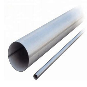 ASTM 430 stainless steel welded pipe
