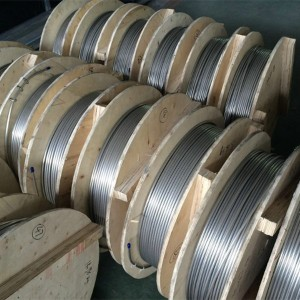 304 stainless steel coiled tube