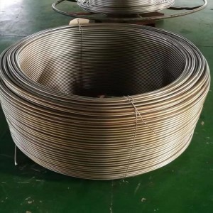 ASTM A269 316 stainless steel capillary tubing