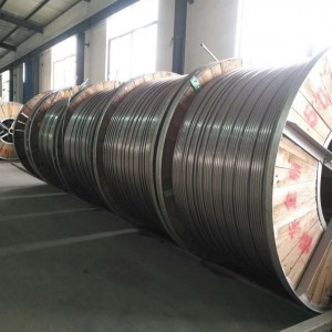 SUS 310S Stainless steel coiled tubing suppliers