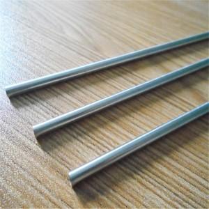 JIS SUS202 nehrđajućeg čelika zavarenih cijevi za ispušne cijevi