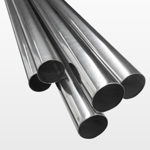DIN 430 stainless steel welded pipe