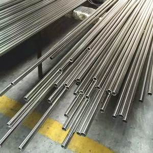 ASTM 202  stainless steel welded pipe for exhaust pipe
