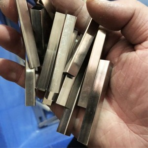 JIS SUS310 stainless steel welded tubing for exhaust pipe
