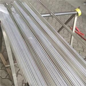 ASTM 316 stainless steel capillary tubing