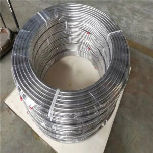 304 ASTM a249 standard stainless steel seamless tubing