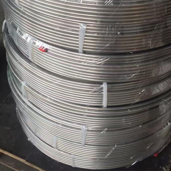 Alloy825 stainless Steel coiled tubes Featured Image