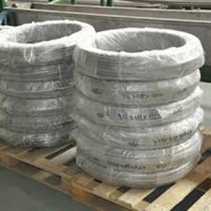Chiwanikwa A269 825 Stainless Steel yakazvimoneredza Tubing coils sepombi mutengo