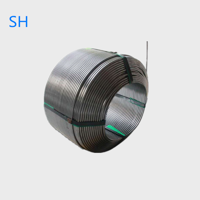 Alloy A269 825 Stainless Steel coiled tubing coil tubes