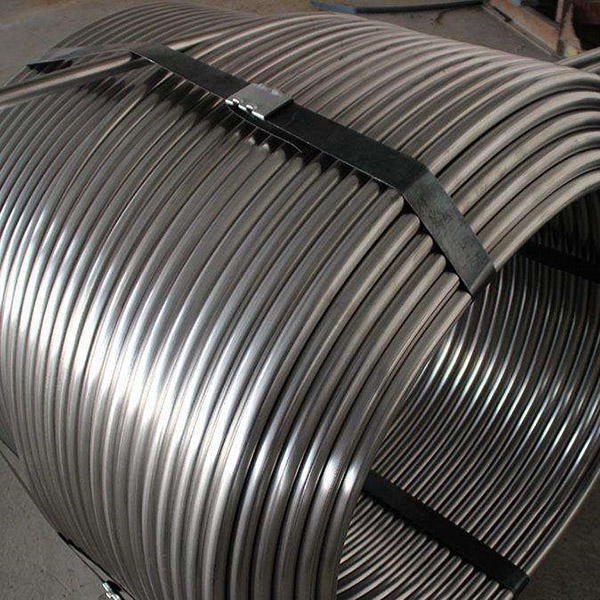 ASTM A249 904 Stainless steel coiled tubes and coiled tubing manufacturer Featured Image