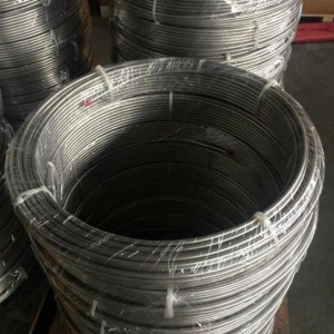 AISI 316 Stainless steel coiled tubing suppliers