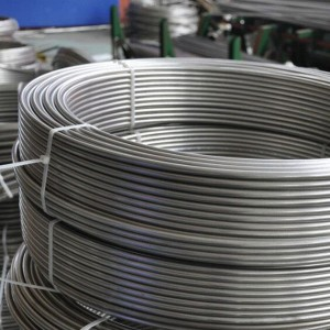 Alloy A269 825 Stainless Steel coiled tubing coil tubes price