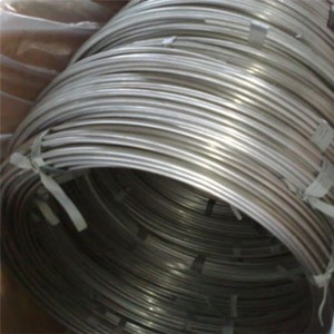 SS alloy2205 seamless steel coiled Tube
