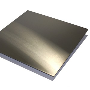 ASTM 316 #4 Stainless Steel Sheet & Plate